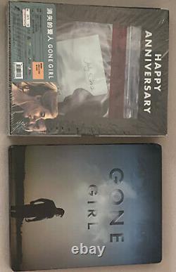 Blu-ray Steelbook Blufans Gone Girl