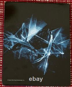 Blu-ray Steelbook Unbreakable (incassable) Edition Zavvi Bruce Willis