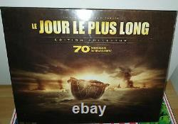 Blu-ray The Longest Day Collector's Edition 70th Neuf Anniversary
