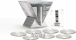 Blu-ray Trilogy Transformers Ultimate Collector's Limited Signature -rare-tbe