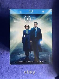 Blu-ray X-files Lintegrale Ultimate Of The Serie 11 Seasons