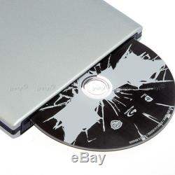 Bluray External Recorder Bd CD DVD Disc Eating / Superspeed usb 3.0 B