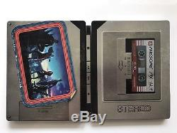 Bluray Steelbook Marvel The Guardians Of The Galaxy Edition Fnac 3d Magnet Spine