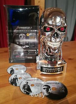 Bluray Terminator 2 Collector Judgment Day