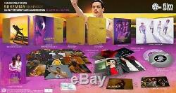 Bohemian Rhapsody 4k Blu-ray Uhd Steelbook XL Fullslip Filmarena # 115 In Hand