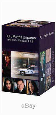 Box 21 DVD Fbi Missing The Complete Series 6 Seasons New