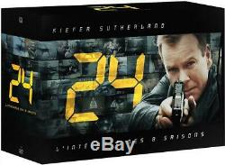 Box 49 DVD 24 Heures Chrono The Complete 8 Seasons