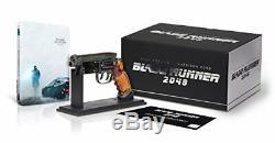 Box 4k + Blu Ray 3d + Blaster Blade Runner 2049