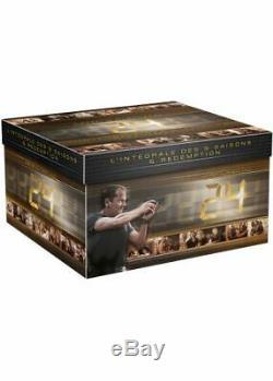 Box 53 DVD 24 Heures Chrono The Complete Season 9