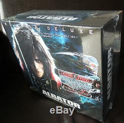Box Albator Corsair Space 2549/4000 Edition Collector Deluxe New