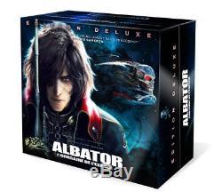 Box Albator Corsair Space Collector Deluxe Edition New