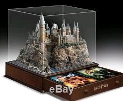 Box Blu Ray Harry Potter Hogwarts Castle