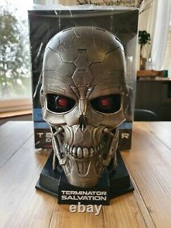 Box Bluray Collector Terminator Salvation Limited Edition