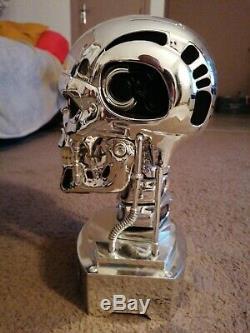 Box Collector Terminator 2 Blu Ray Head