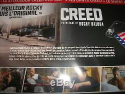 Box Creed The Legacy Of Balboa Collector With Gloves, Shorts