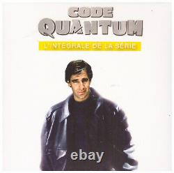 Box DVD Code Quantum The Complete Collection Vintage 90' Nine Under Blister