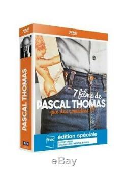Box DVD Nine Pascal Thomas 7 Films