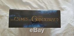 Box Fnac Collector Fantastic Beasts 2 Crimes Grindelwald St