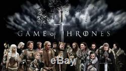 Box Game Of Thrones Complete Season 1 To 8 French Bluray Throne Iron Nine