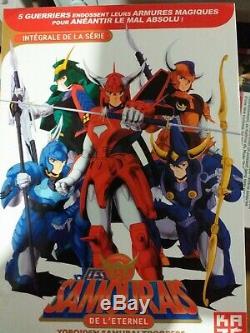 Box Integrale DVD The Lord Samurai