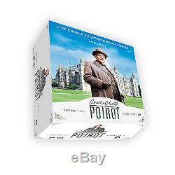 Box Integrale Hercule Poirot DVD Season 1 A 13 New