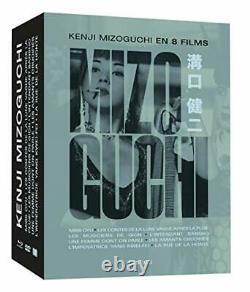 Box Kenji Mizoguchi Combo Blu-ray + DVD