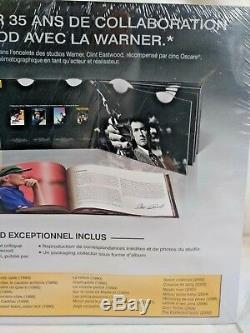 Box Limited Edition Fnac 35 DVD Clint Eastwood Filmography Documentary Z1