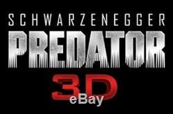 Box Limited Edition Predator Head Blu-ray 3d / 2d + DVD + Bonus DVD France