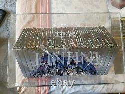 Box Marvel La Saga De L'infinite Collector's Edition Nine