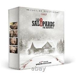 Box The 8 Salopards Limited Collector Edition Prestige Blu-ray Tarantino