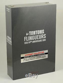 Box Tontons Flingueurs 50th Anniversary Edition Number 3323/5000 New