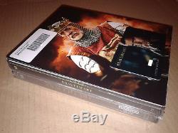 Braveheart 4k Uhd Blu-ray Steelbook XL Fullslip Filmarena Black Barons # 19