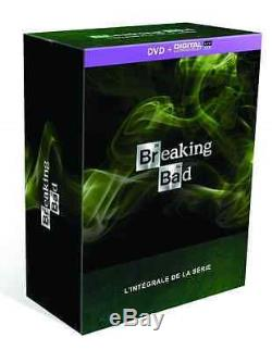 Breaking Bad Complete DVD Collector's Edition Series