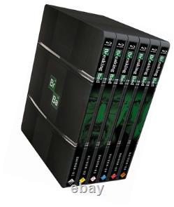 Breaking Bad Integral Digital Limited Edition Steelbook Case Series