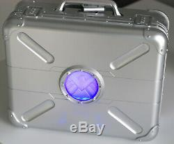 Briefcase Tesseract Marvel Cinematic Universe Phase 1 Bluray