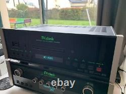 CD Player Sacd DVD Bluray Mcintosh Mvp 891