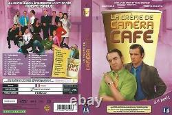 Café Camera Box 18 DVD The DVD Machine - The Café Camera Cream 3 DVD