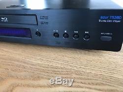 Cambridge Audio Azur 752bd, Blu-ray Player 3d 7.1, Dvd-cd-sacd Like New
