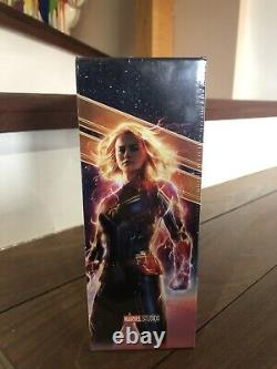 Captain Marvel Fanatic Selection Sealed Boxset