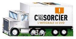 Cest Pas Sorcier Lintégrale 44 Discs Box Truck Form New