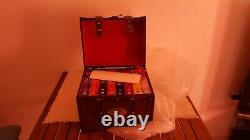 Charmed Complete Series 1-8 DVD Box Set Limited Edition Wooden Magic Chest