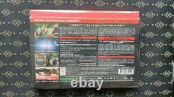 Christine Ultra Collector Box 13 Uhd + Blu-ray + DVD + Book New