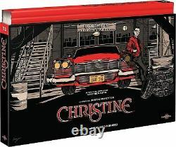 Christine Ultra Edition Box Collector (4k Ultra Hd DVD Blu-ray Book)