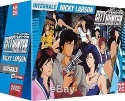 City Hunter DVD (nicky Larson) Complete (uncensored)