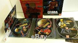 Cobra Space Pirate The Animation Series + Oav Kaze