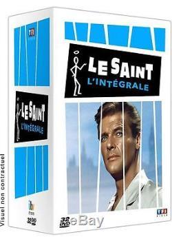 Coffret 33 DVD The Saint Intégrale