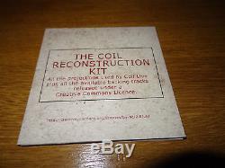 Coil Color Oblivion Sound 16 Dvds Patron's Edition 200 Copies Throbbing Gristle