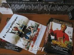 Collection Belmondo 62 DVD With Booklet Poster