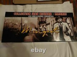 Collection Maigret Jean Richard 30 DVD Claude Barma