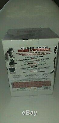 Collector Box Rambo Integral -4 Granada New Blu-ray